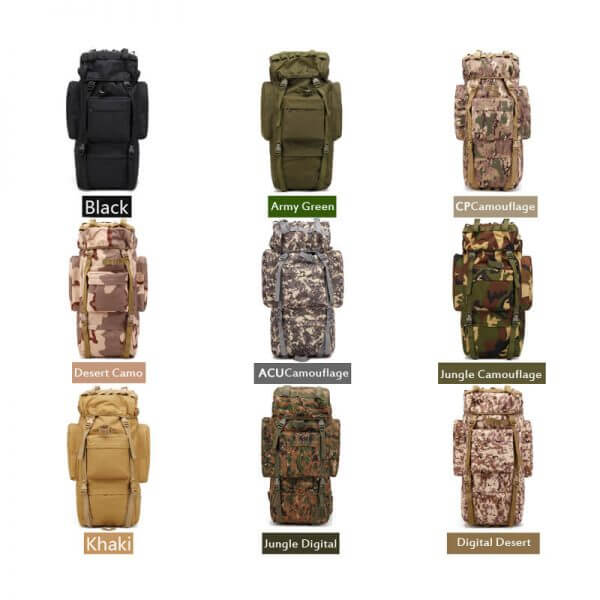 65L Waterproof Giant Tactical Backpack (8)