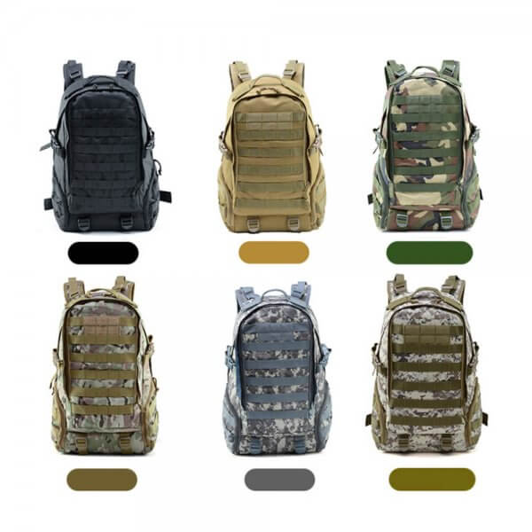 25L Outdoor Tactical Bug Out Backpack (4)