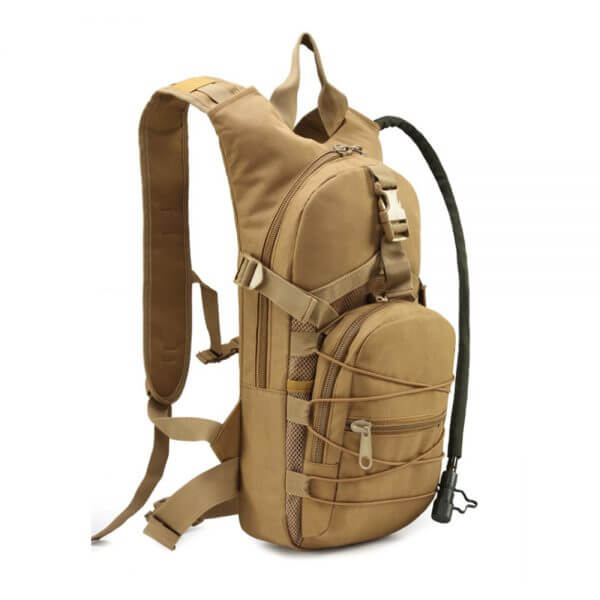 Tactical Hydration Backpack with Water Bag (3)