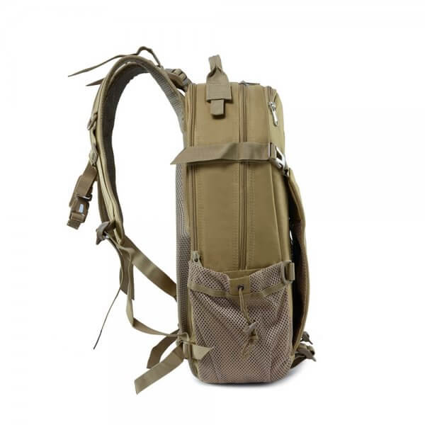 Outdoor Tactical Backpack MOLLE Rucksack (2)