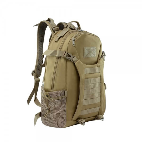 Outdoor Tactical Backpack MOLLE Rucksack (3)