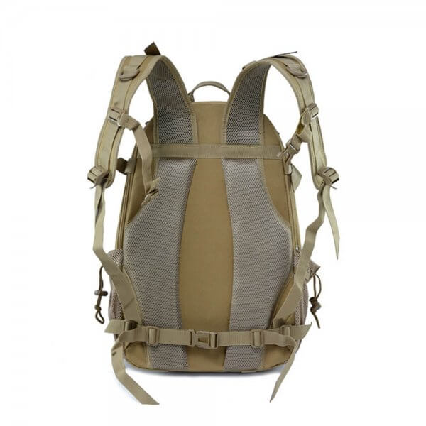 Outdoor Tactical Backpack MOLLE Rucksack (5)