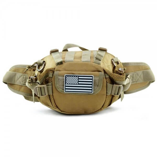 Outdoor MOLLE Tactical Waist Pack (3)