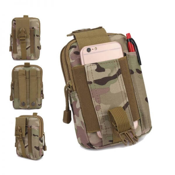 Tactical MOLLE Pouch Waist Bag Pack (2)