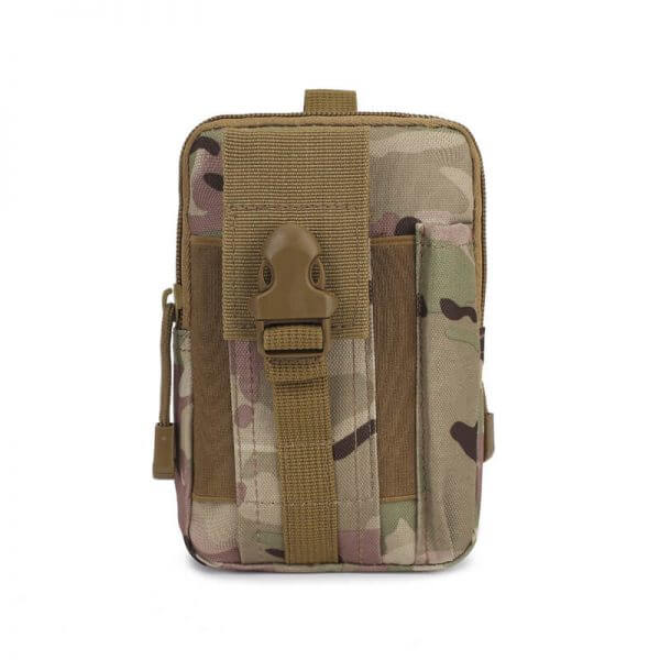 Tactical MOLLE Pouch Waist Bag Pack (3)