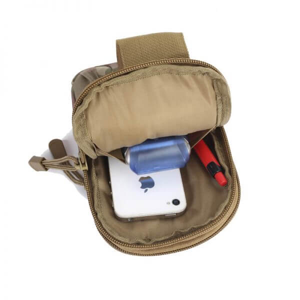 Tactical MOLLE Pouch Waist Bag Pack (5)