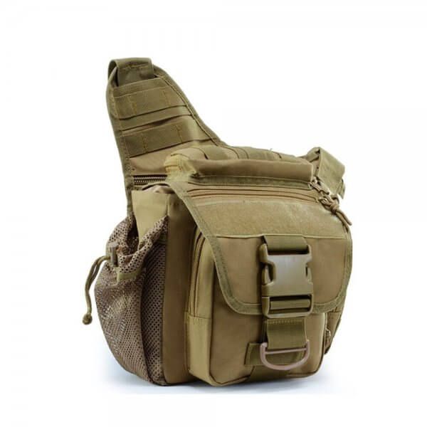 Outdoor Tactical Shoulder Pack Sling Bag (1)