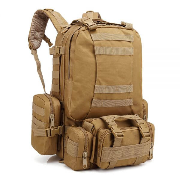 Outdoor Detachable 60L Tactical Backpack (3)
