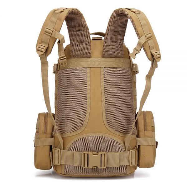 Outdoor Detachable 60L Tactical Backpack (4)