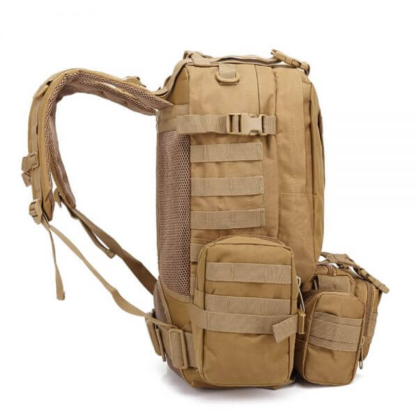 Outdoor Detachable 60L Tactical Backpack (5)