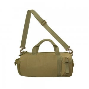 Outdoor Tactical Barrel Messenger Pack (1)