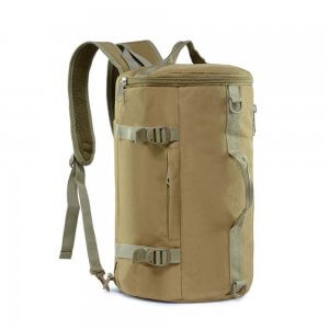 Tactical Barrel Backpack Messenger Pack (1)
