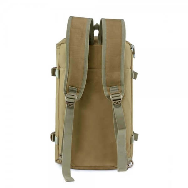 Tactical Barrel Backpack Messenger Pack (3)