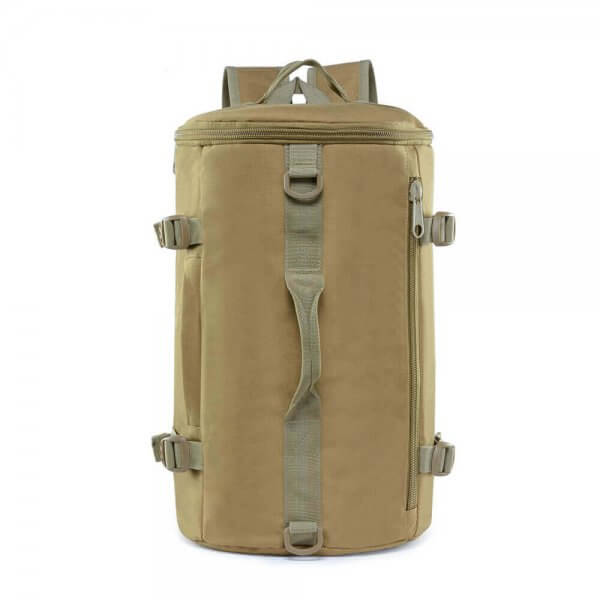Tactical Barrel Backpack Messenger Pack (7)